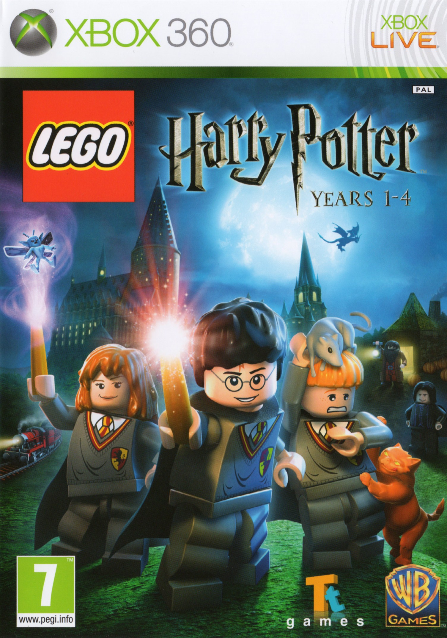 LEGO HARRY POTTER: YEARS 1-4 - X360