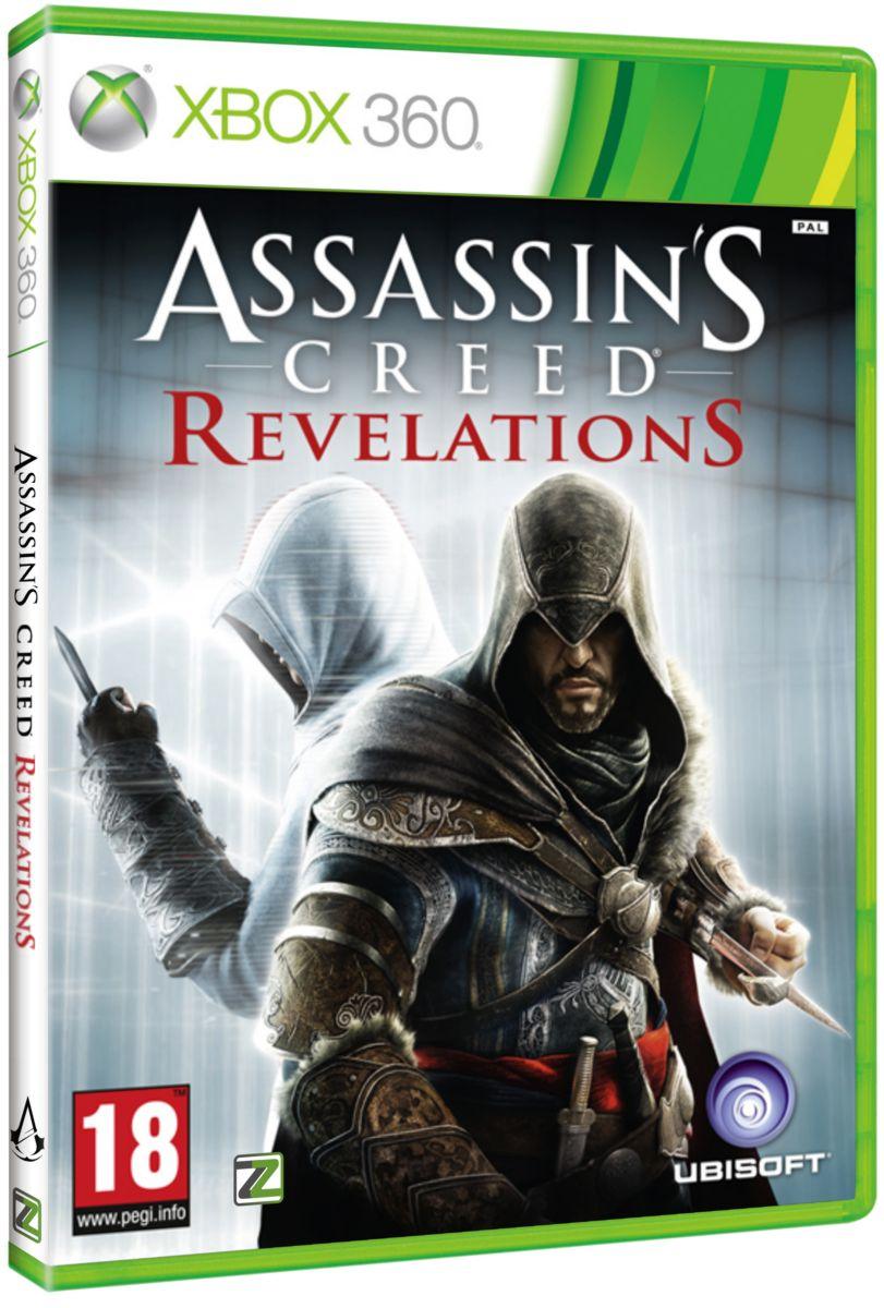 ASSASSINS CREED: REVELATIONS - X360