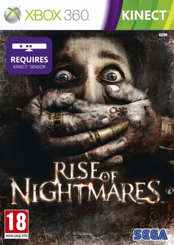 RISE OF NIGHTMARES - X360 KINECT