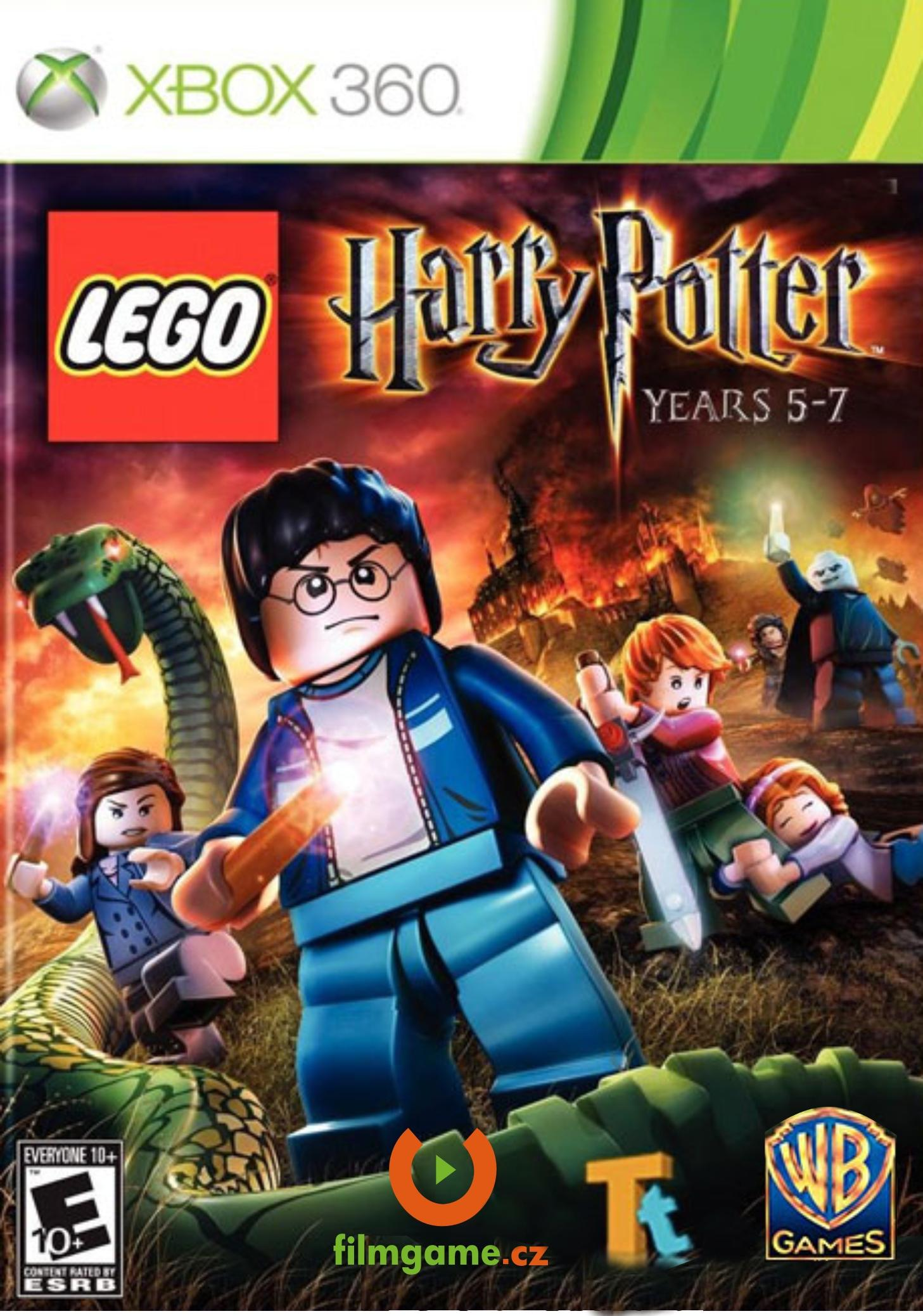 LEGO HARRY POTTER: YEARS 5-7 - X360