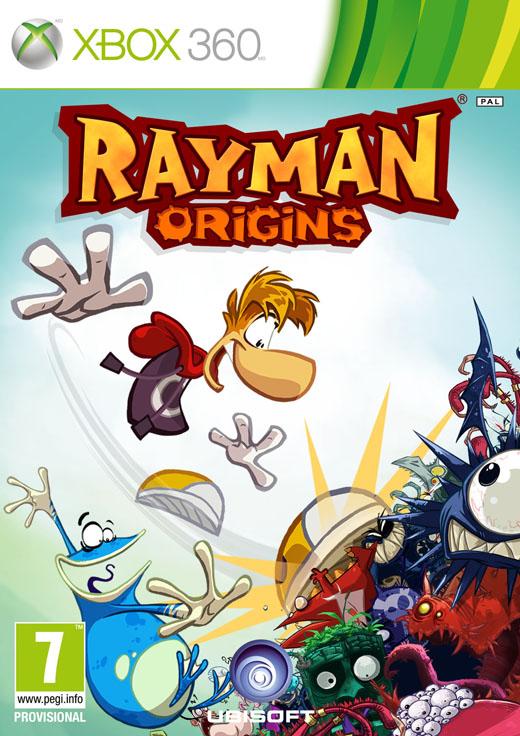 RAYMAN ORIGINS - X360