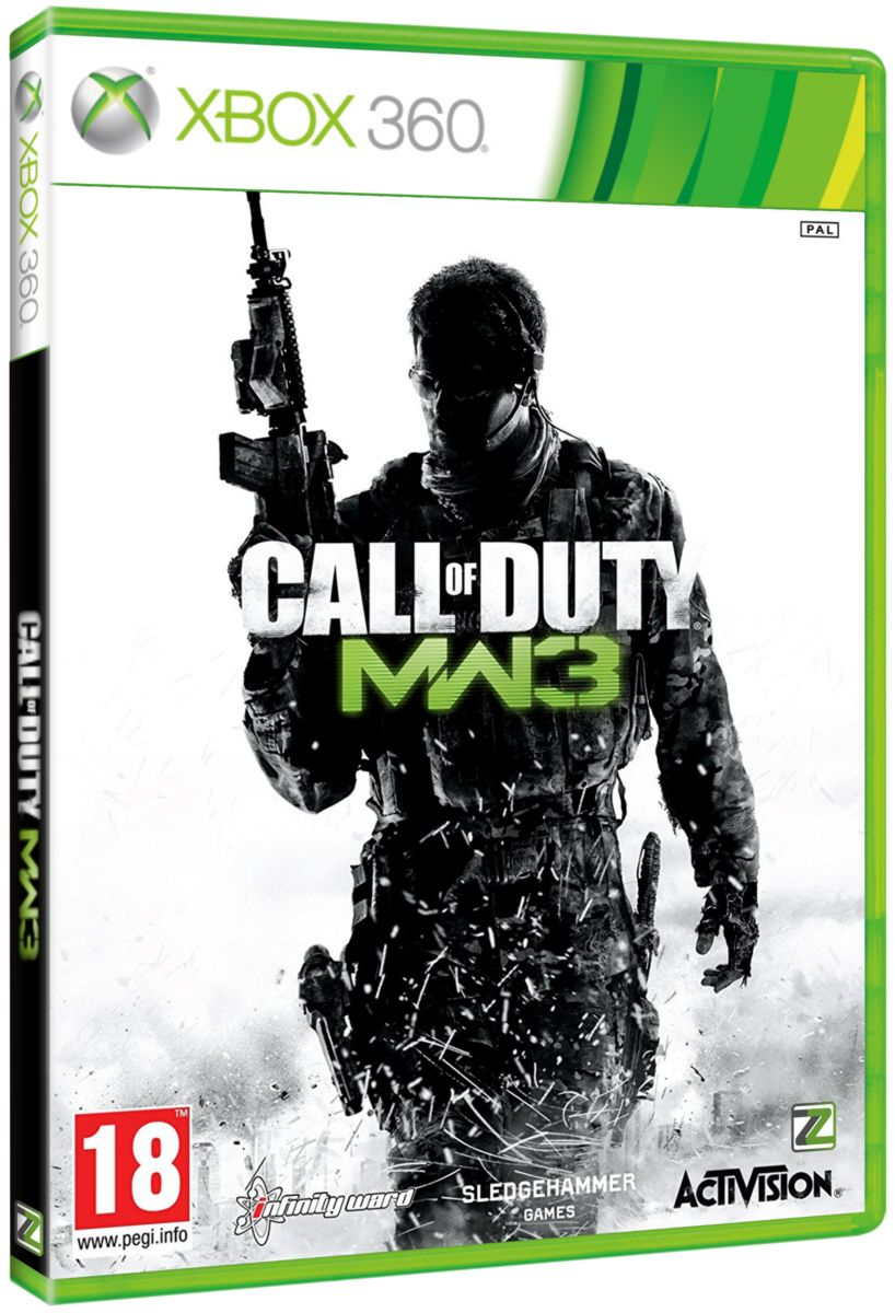 CALL OF DUTY: MODERN WARFARE 3 - X360