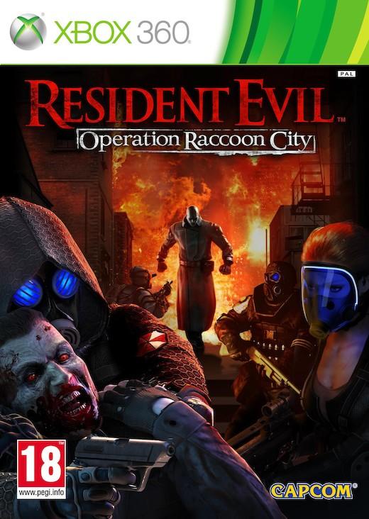 Resident Evil: Operation Raccoon City - X360