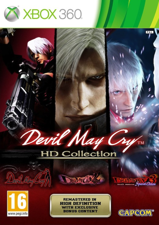 DEVIL MAY CRY: HD COLLECTION - X360