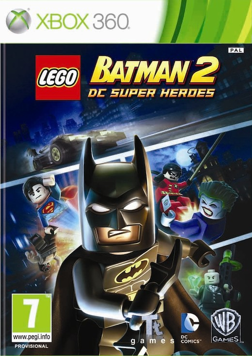 LEGO BATMAN 2: DC SUPER HEROES - X360