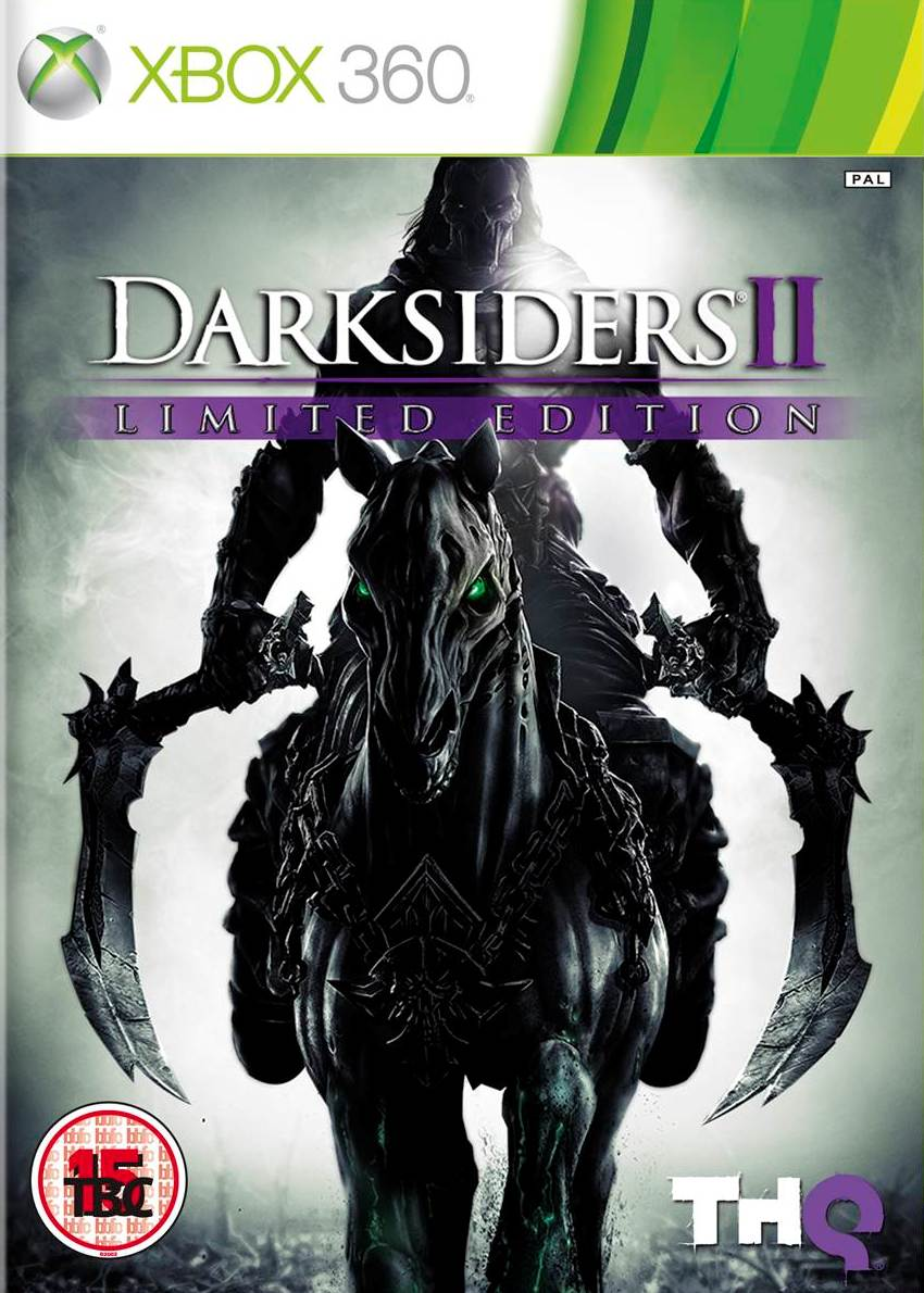 DARKSIDERS II (Limited Edition) - Xone/X360