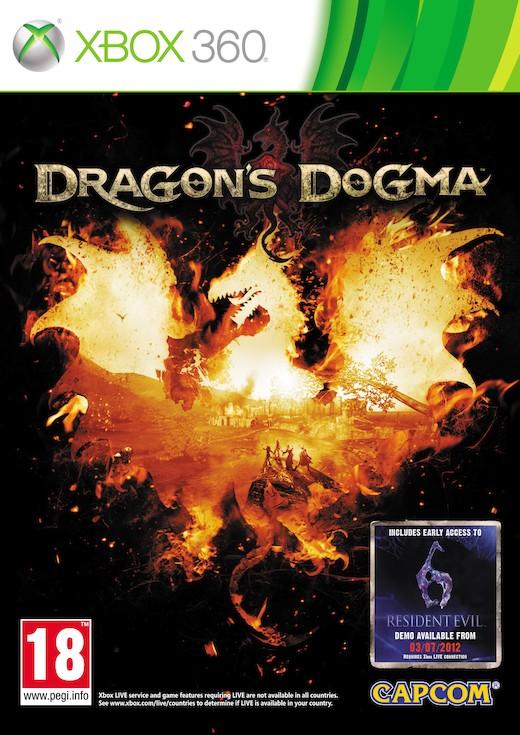 DRAGONS DOGMA - X360