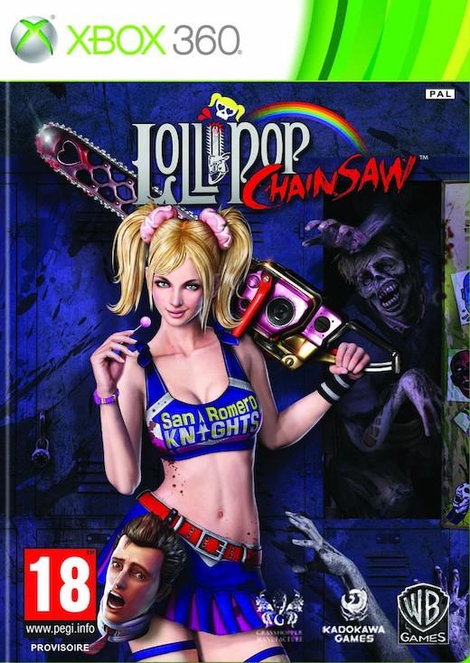 LOLLIPOP CHAINSAW - X360