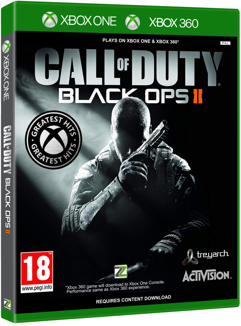 CALL OF DUTY BLACK OPS 2 - XONE/X360