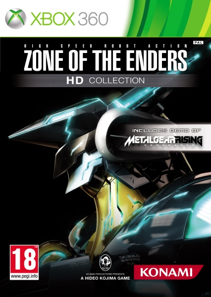 Zone of the Enders: HD Collection - X360