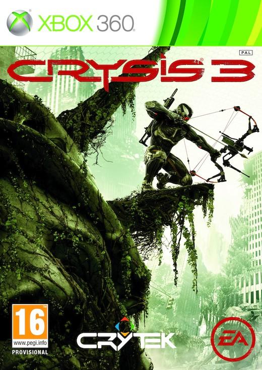 CRYSIS 3 CZ - X360