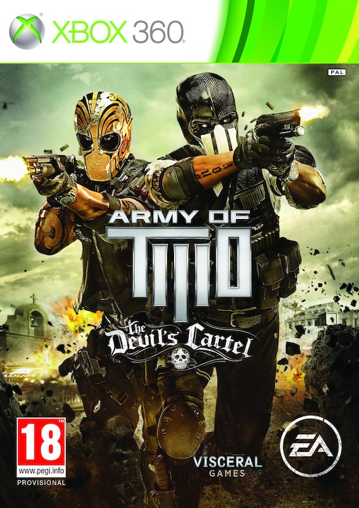 ARMY OF TWO: THE DEVILS CARTEL- X360