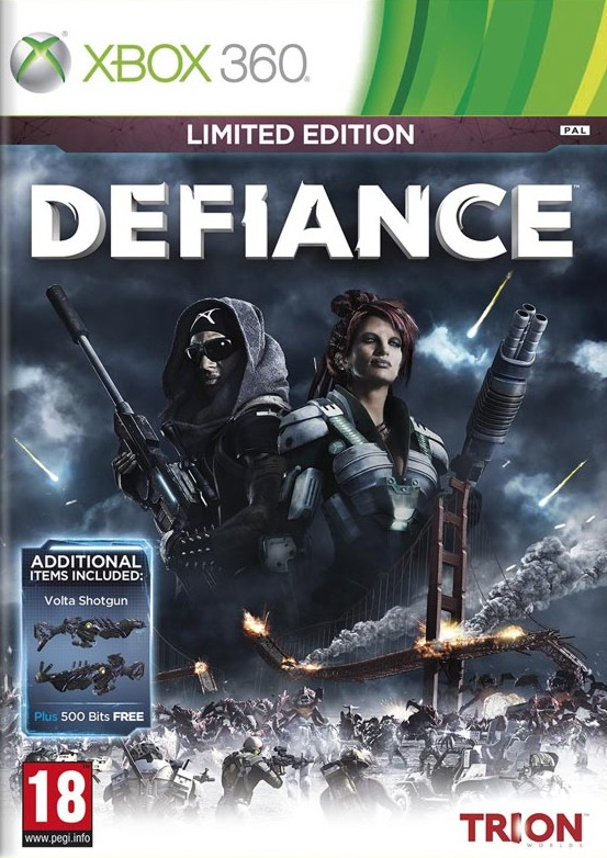 DEFIANCE LIMITED EDITION - X360 KINECT