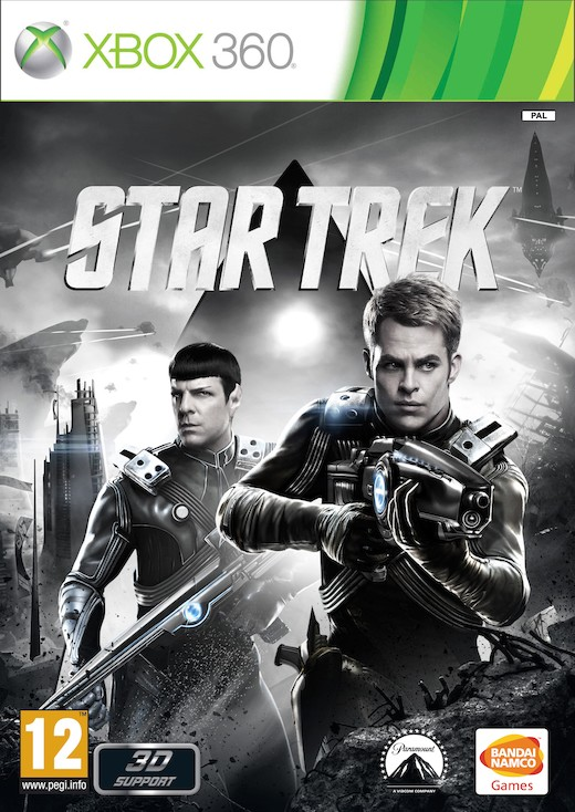 STAR TREK THE VIDEOGAME - X360