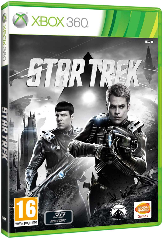 STAR TREK THE VIDEOGAME - X360