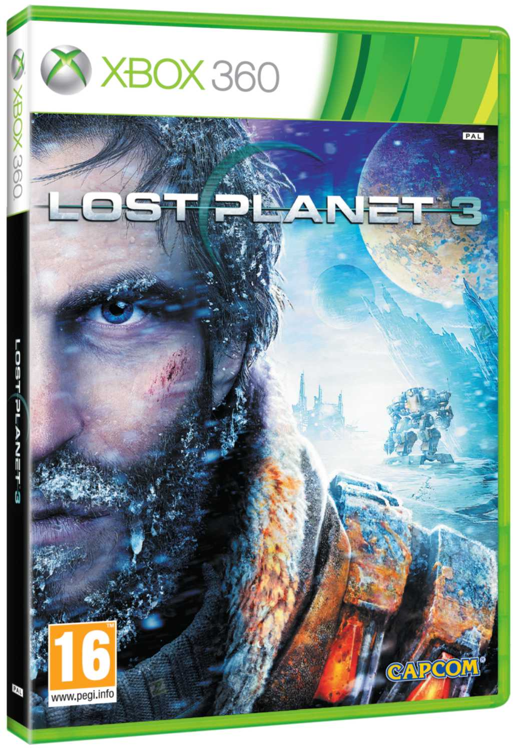 LOST PLANET 3 - X360