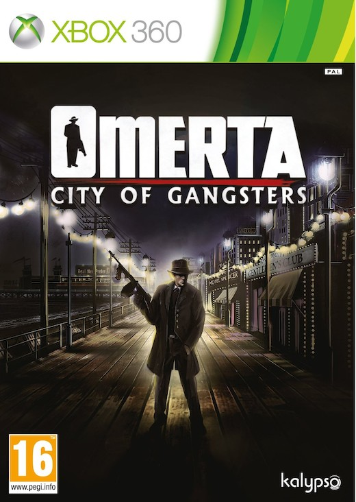 OMERTA: CITY OF GANGSTERS - X360