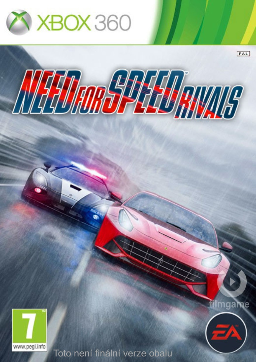 NEED FOR SPEED: RIVALS - X360