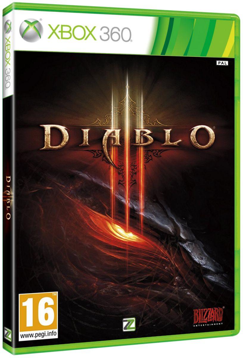DIABLO III - X360