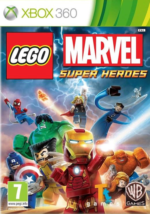 LEGO MARVEL SUPER HEROES - X360