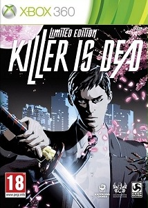 KILLER IS DEAD LIMITED EDITION - X360
