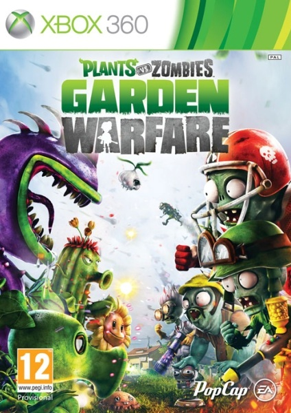 PLANTS vs. ZOMBIES GARDEN WARFARE - X360