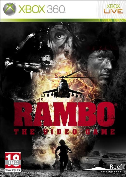 RAMBO: THE VIDEO GAME - X360