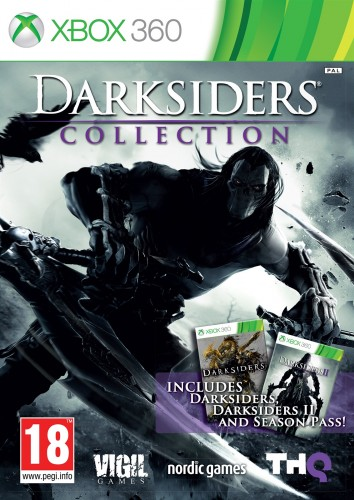 DARKSIDERS - COMPLETE COLLECTION - X360