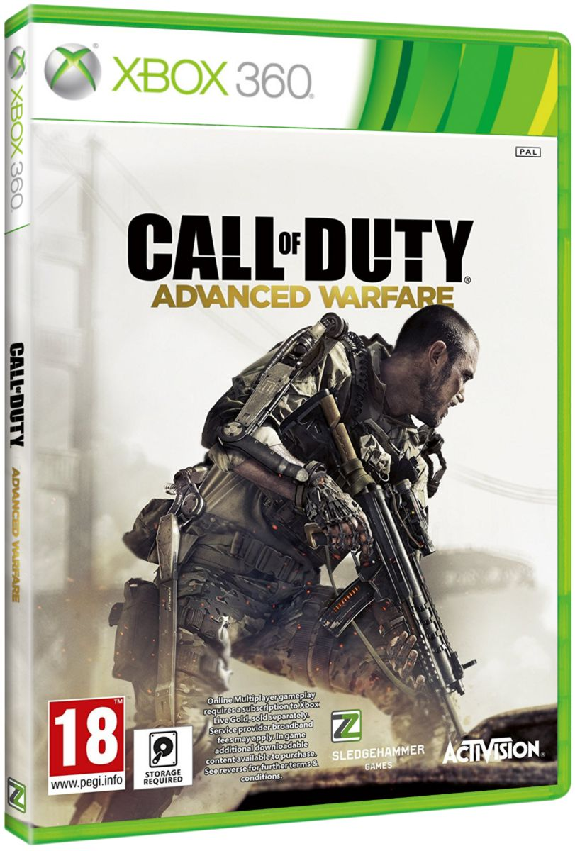CALL OF DUTY: ADVANCED WARFARE - X360