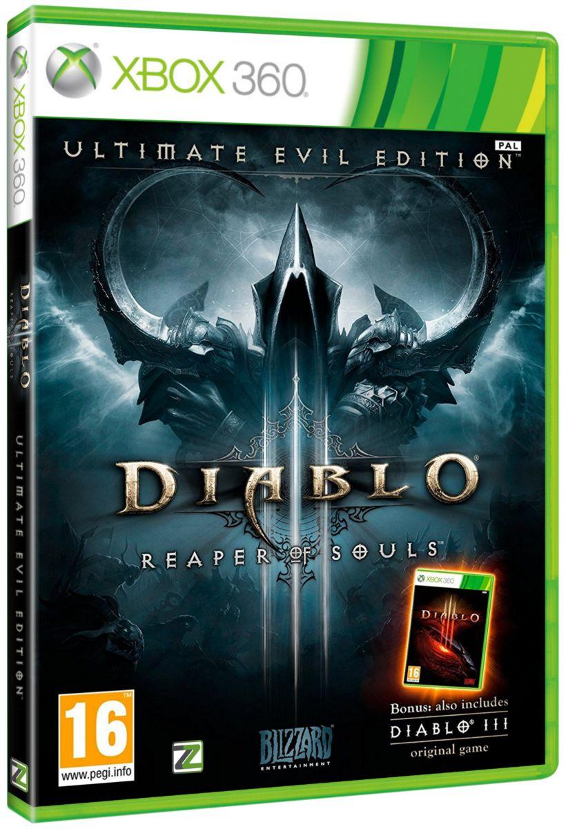 DIABLO III - ULTIMATE EVIL EDITION - X360