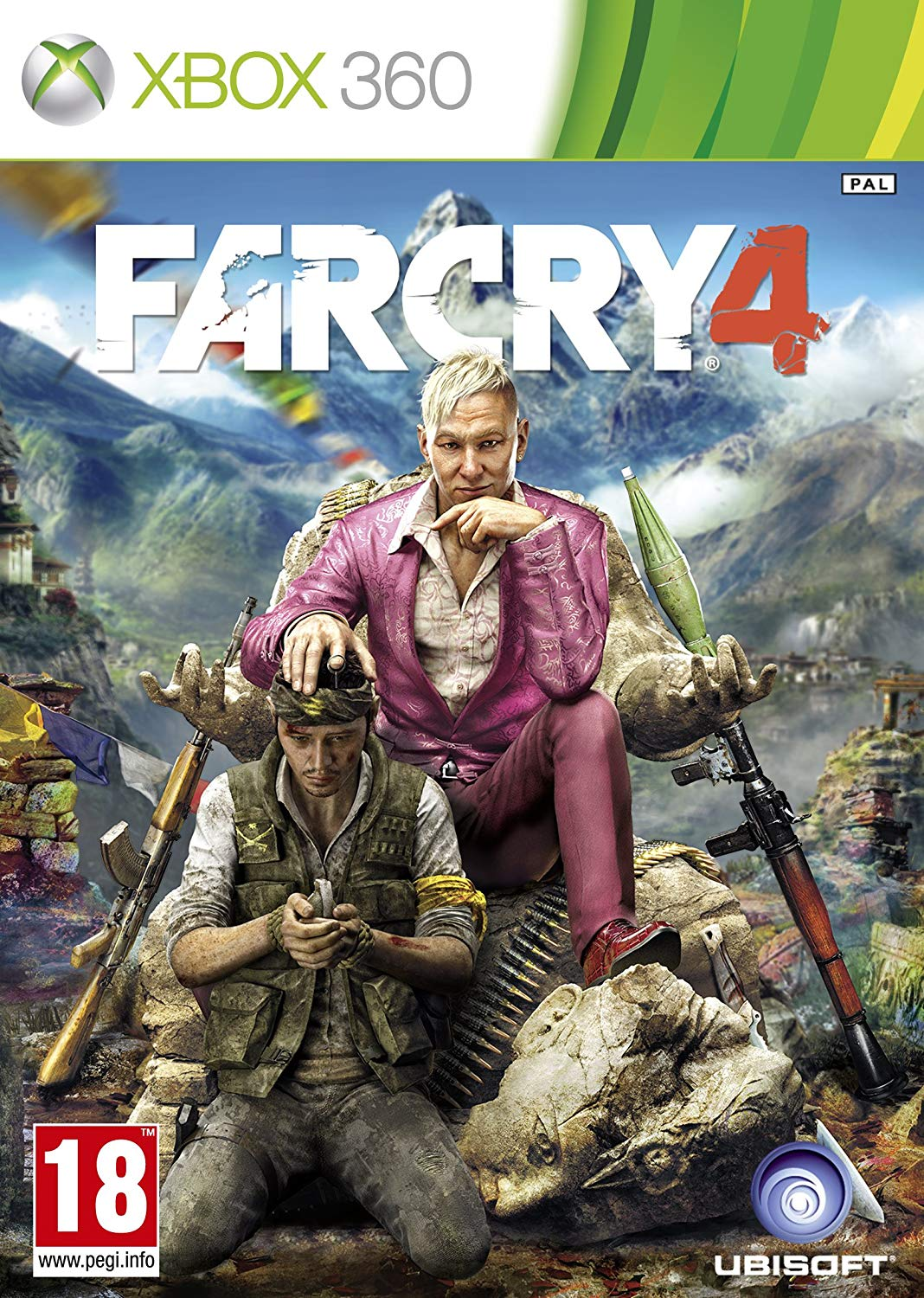 FAR CRY 4 CZ - X360