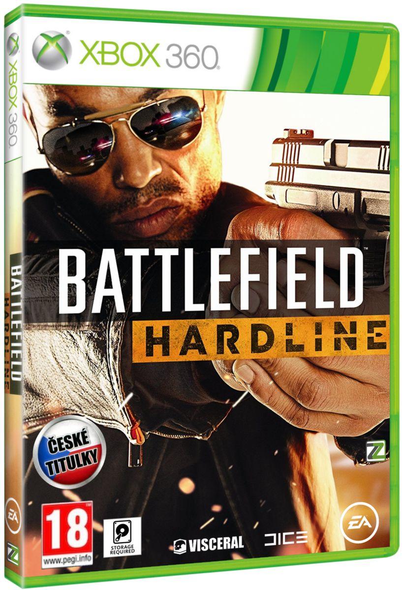 BATTLEFIELD: HARDLINE CZ - X360