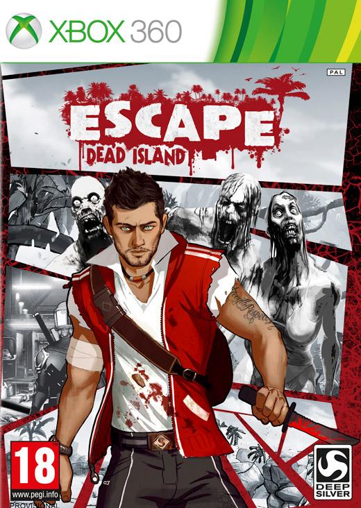 ESCAPE DEAD ISLAND - X360
