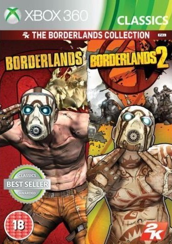 BORDERLANDS COLLECTION (1&2) - X360