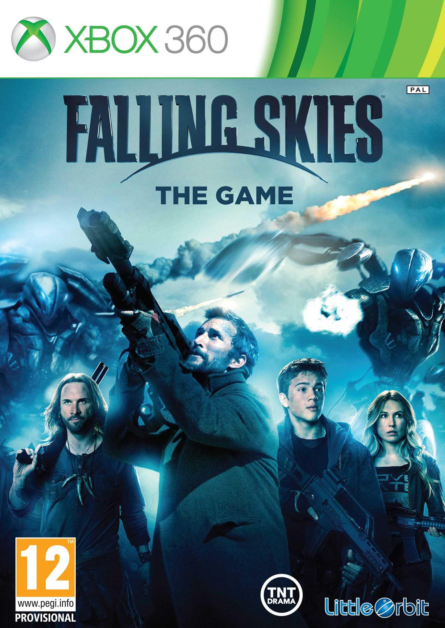 FALLING SKIES The Game - X360