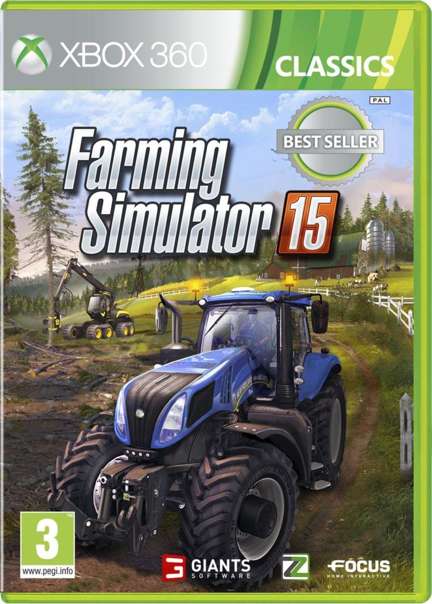 FARMING SIMULATOR 15 - X360