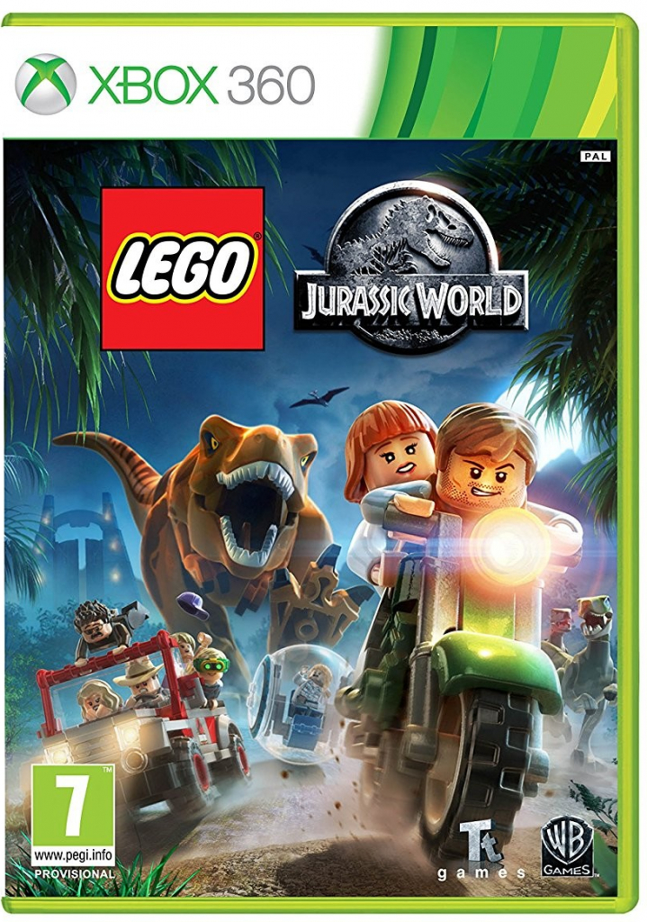 LEGO JURASSIC WORLD GAME - X360