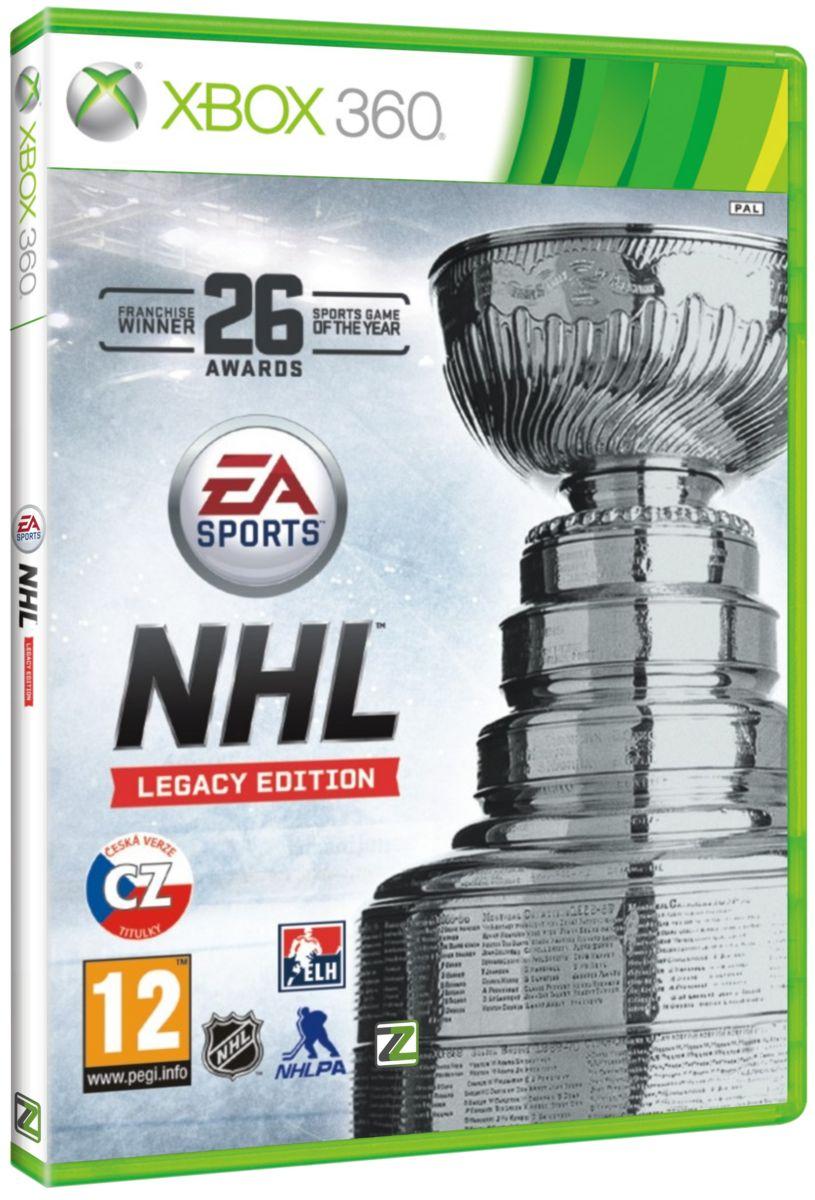 NHL 16 CZ (Legacy Edition) - X360