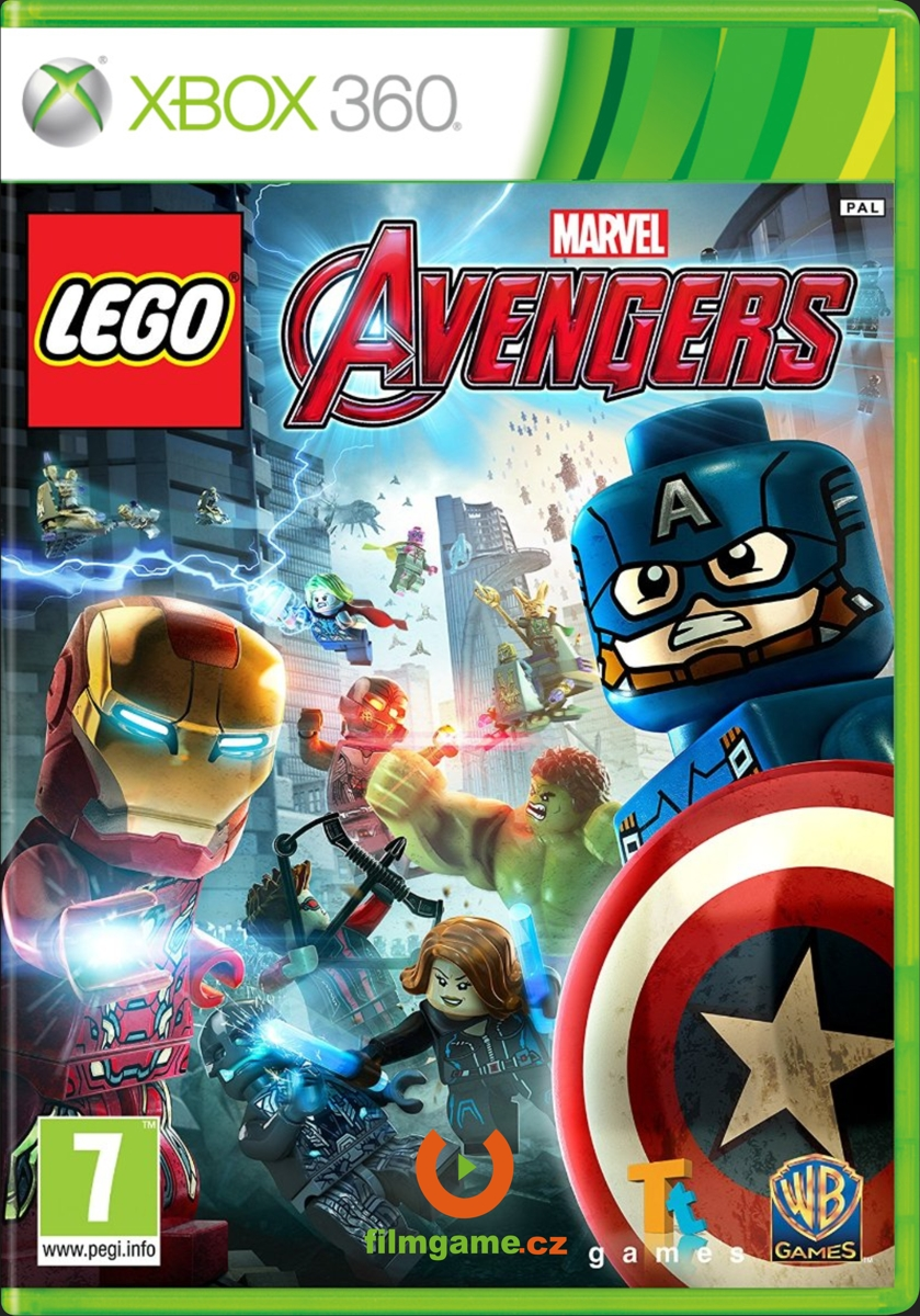 LEGO MARVELS AVENGERS - X360
