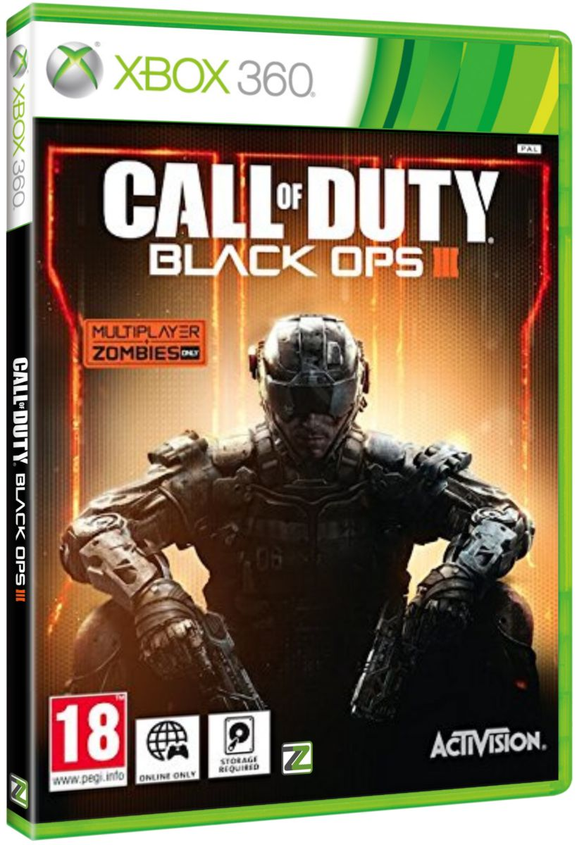 CALL OF DUTY: BLACK OPS 3 - X360
