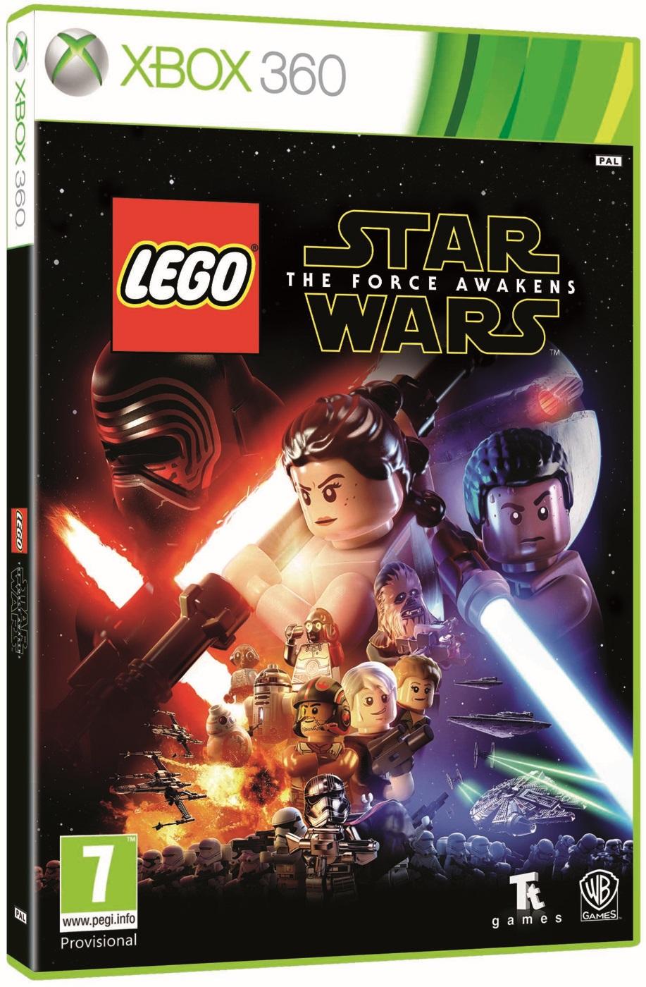 LEGO STAR WARS: THE FORCE AWAKENS - X360