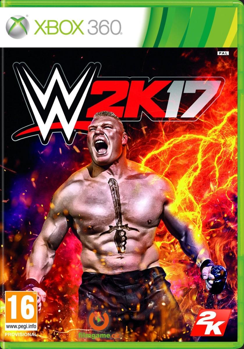 WWE 2K17 - X360