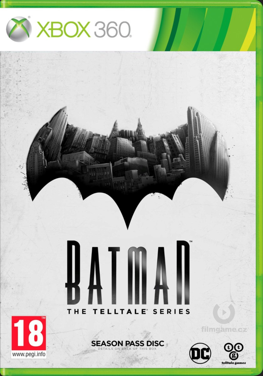 BATMAN - THE TELLTALE SERIES - X360