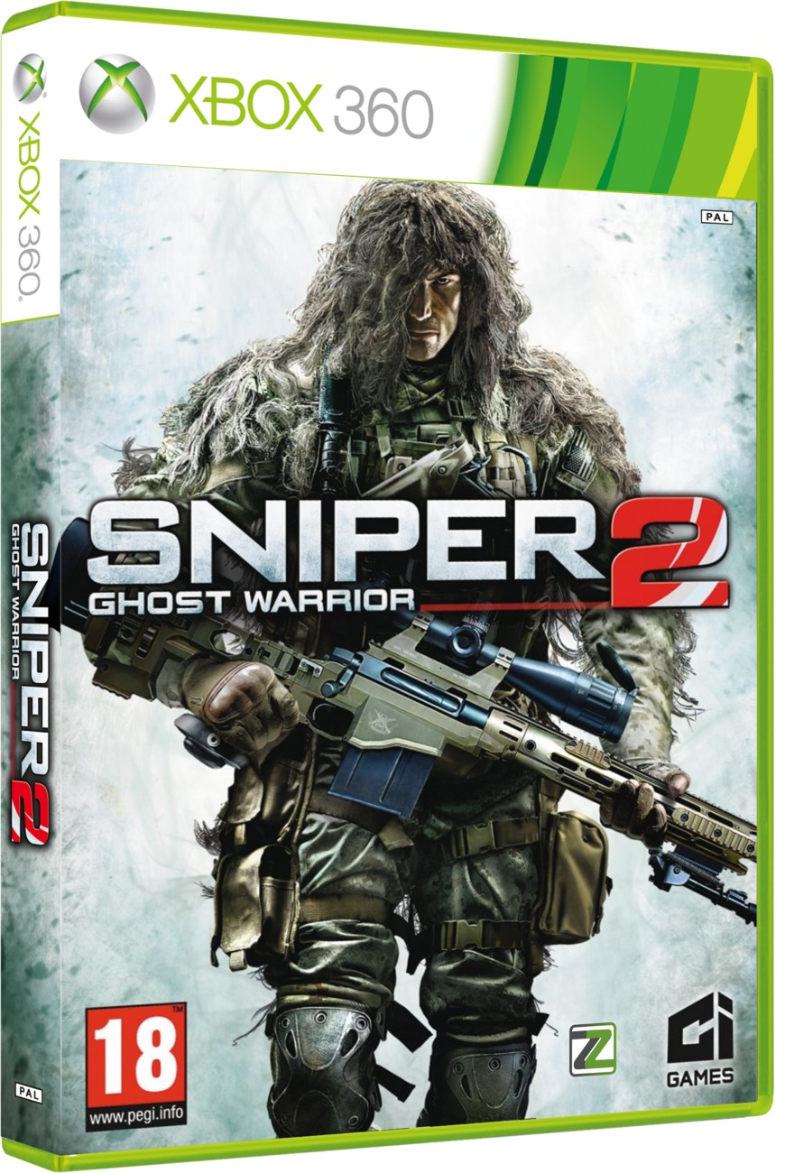 SNIPER: GHOST WARRIOR 2 - X360