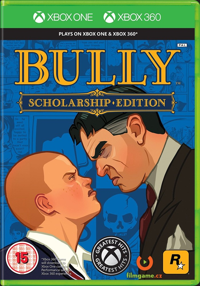 BULLY (Scholarship Edition) - Xone/X360