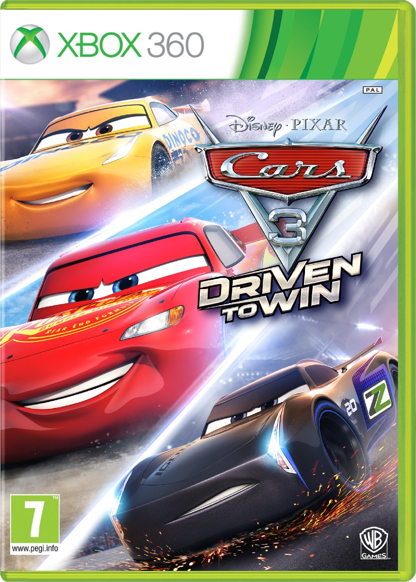 CARS 3: Driven to Win - X360