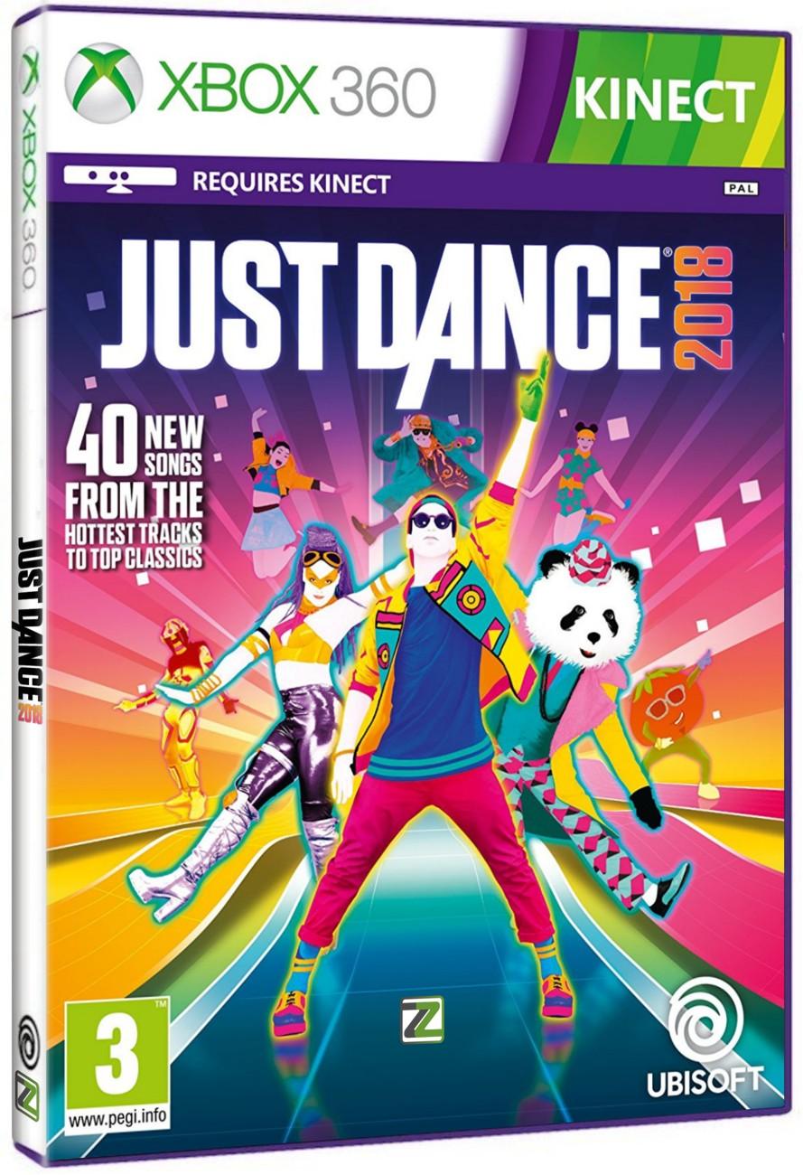 Just Dance 2018 - X360