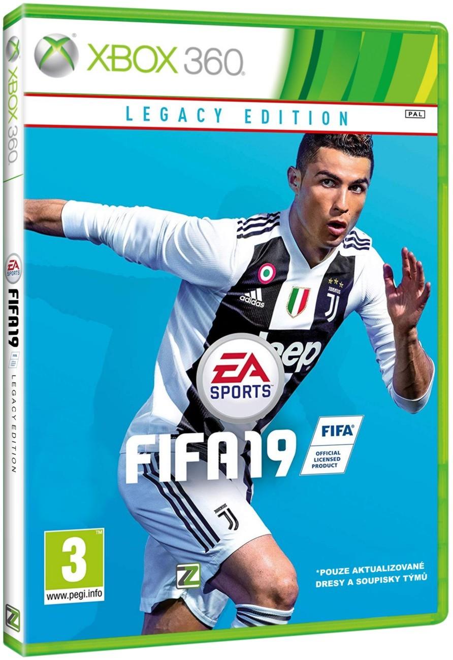 FIFA 19 (Legacy Edition) - X360