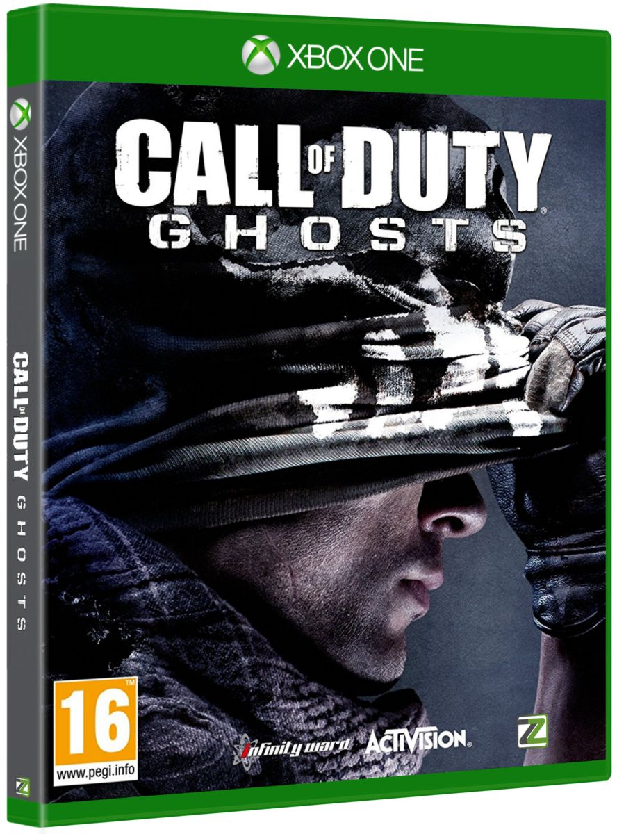 CALL OF DUTY: GHOSTS - Xone