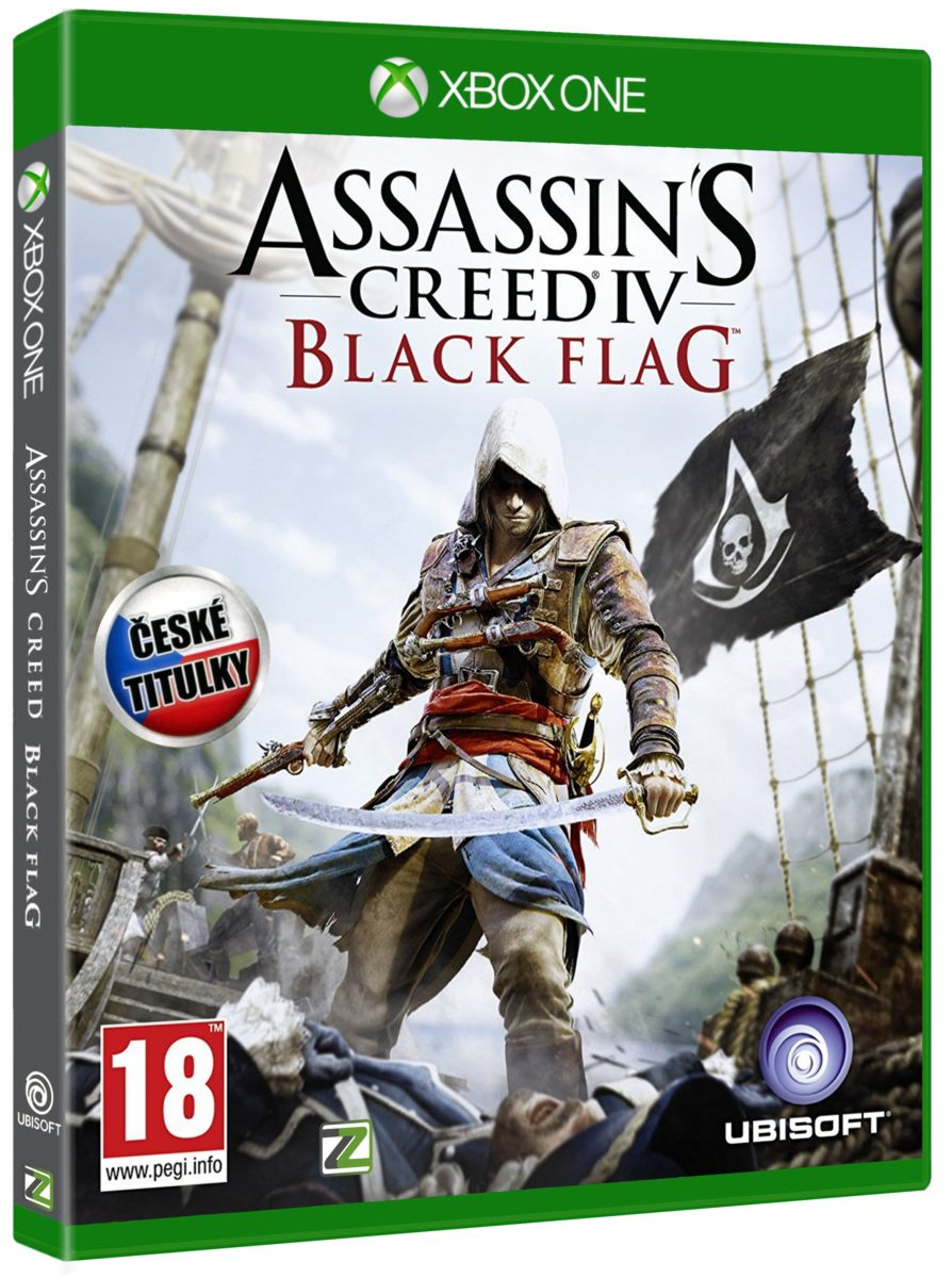 ASSASSINS CREED IV: BLACK FLAG - Xone